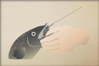 Levantando peces