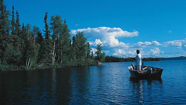 pesca en rios y arroyos